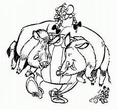 Gratis Malvorlagen Asterix Und Obelix Asterix 24 Ausmalbilder Coloring Pages Colorful