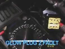 Peugeot 407 Fault P1351 Pre Post Heating Relay Circuit