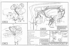 1966 Mustang Dash Wiring Diagram Free Picture by Rally Pac Installation On 1964 1966 Mustangs Mustang