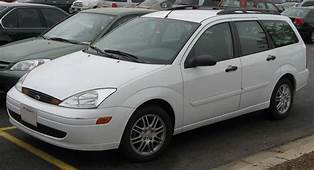 2003 Ford Focus Wagon – Pictures Information And Specs