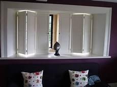 Fenster Rolladen Innen - solid panel interior window shutters images