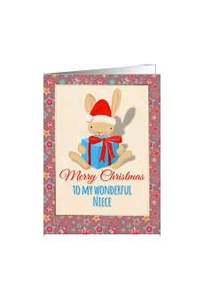 christmas cards for niece from greeting card universe