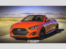 2020 Hyundai Veloster Cabrio   Top Speed