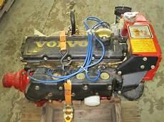 volvo penta aq131 boat motor complete 1980s bayliner