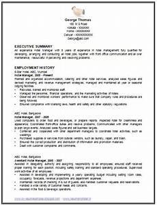 restaurant manager resume sle manager resume resume
