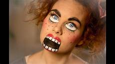 Das Einfache Makeup Chucky Puppe Schminken