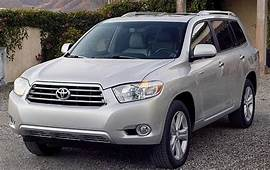 Used 2008 Toyota Highlander For Sale  Pricing & Features