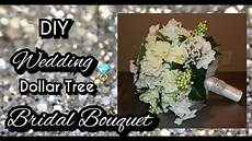 diy dollar tree wedding bridal bouquet how to make a