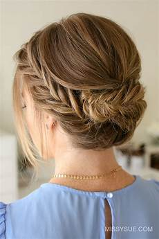 pretty summer hairstyles for hair easy braided updos ohmeohmy blog
