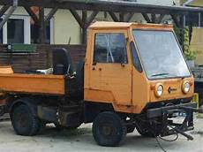 multicar m25 allrad multicar m25 4x4 allrad mit streutrichter und