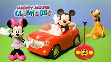 mickey mouse clubhouse remote car toys