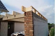 garage bekommt dach und putz abenteuer hausbau