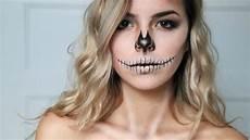 maquillage d squelette sans