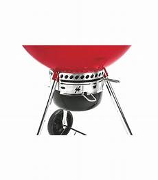 barbecue a carbone master touch 57 cm gbs rosso special