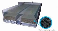 contacteur et filtre 224 charbon actif en granul 233 s