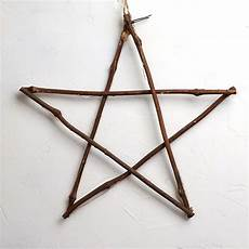 battery operated light up twig star wall decor home decor