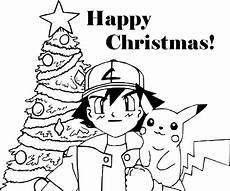 Weihnachts Pikachu Ausmalbilder Coloriage No 235 L 224 Imprimer