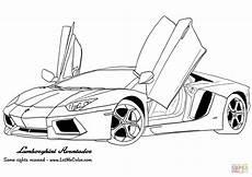ausmalbilder lamborghini gallardo 467 malvorlage autos