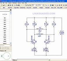 dankastamsis software merakit rangkaian listrik software untuk membuat rangkaian elektronika link sukses