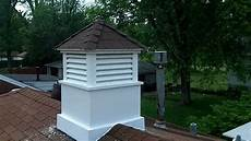 a cupola new cupola how to install