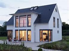 haus ideen modern mh hannover luxhaus klassiker satteldach wohnen