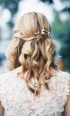 Frisur Offene Haare Hochzeit