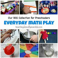 the ultimate collection of preschool math activities teaching 2 and 3 year olds activities