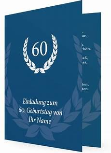 einladungskarten zum 60 geburtstag familieneinladungen de