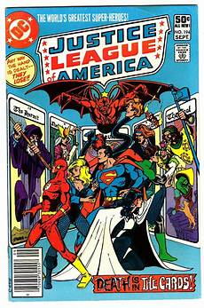 justice league of america 194 dc comic books justice
