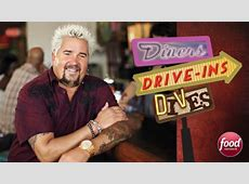 Triple D Nation: Guy Fieri Returns to Diners, Drive Ins