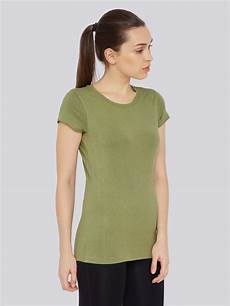 s classic t shirt olive green bamboo tribe