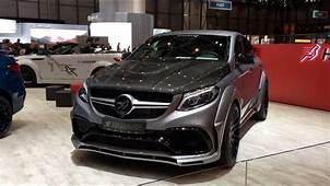 HAMANN Mercedes AMG GLE 63 S Coup&233 2017 In Detail Review