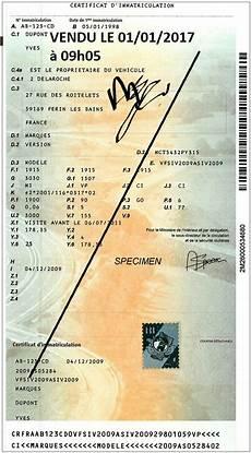 Carte Grise Document 224 Fournir Carte Grise