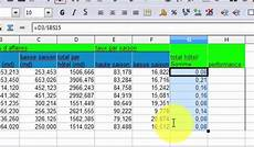 comment calculer sur excel comment ins 233 rer une formule ou une fonction sur excel
