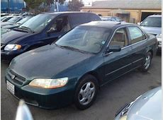 1998 Honda Accord EX 4dr Sedan In San Jose CA   Crow`s