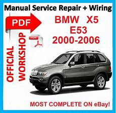 free online auto service manuals 2000 bmw x5 navigation system official workshop manual service repair for bmw x5 e53 2000 2006 ebay