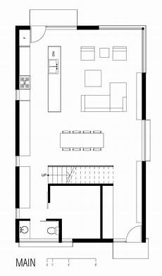 narrow lot modern infill house plans infill john dwyer architect modern house floor plans