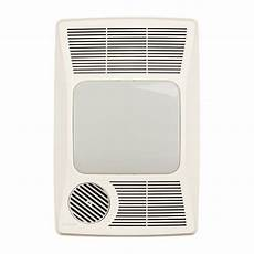 Bathroom Heater Only by Nutone 100hl Directionally Adjustable Bath Fan With Heater