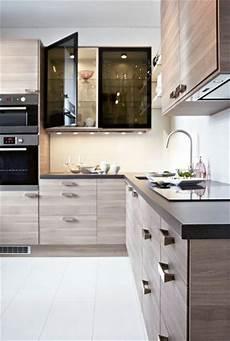 cuisine bois gris clair cuisine ikea noyer gris clair cuisine