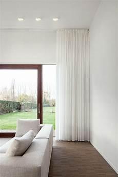 le rideau voilage dans 41 photos gardinen wohnzimmer
