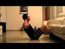 sit ups richtig sit ups richtig machen f 252 r anf 228 nger und fortgeschri
