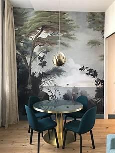 papier peint panoramique design galerie ananb 244 papier peint panoramique 171 le jardin au