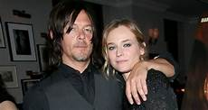 Norman Reedus Shares His For Diane Kruger On