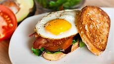 blt breakfast sandwich youtube