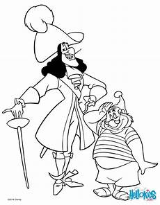 captain hook malvorlagen mr smee und captain hook zum ausmalen malvor