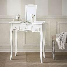 coiffeuse 3 tiroirs blanche maison du monde chambre a