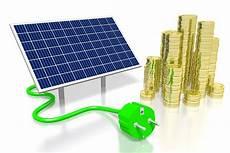 Energieeffizienz Im Eigenheim Strom Selbst Erzeugen