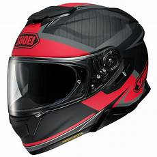 casco integrale shoei gt air 2 affair tc1 rosso nero sh
