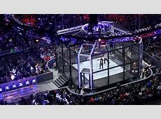 wwe elimination chamber rules