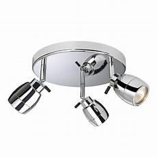 Halogen Bathroom Light firstlight marine 3 light halogen bathroom ceiling spot